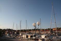 Sali, Dugi Otok, Croatia 2011 Long Island, Wind Turbine, Spaces, Explore, Exploring
