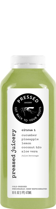 This juice is ultra hydrating via cucumber and coconut water and contains three of the most powerful natural digestive aids - pineapple, lemon, and aloe vera. A great juice when you want hydration and a digestion boost! Cold-Pressed Juice Delivery - Samplers | Pressed Juicery