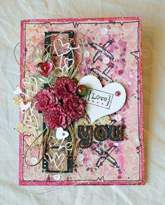 Love+you! - Scrapbook.com