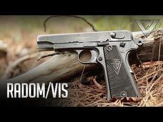 Polish Radom VIS Model 35 9mm Pistol (Grade III German Vis ...