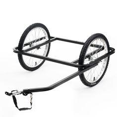 Für alle, die einen Fahrradanhänger nach Ihren eigenen Vorstellungen bauen möchten. Mit diesem Fahrradanhänger Bausatz haben Sie die Möglichkeit einen Fahrradlastenanhänger, Hundeanhänger, ...nach...