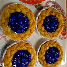 Blueberry pie candle! Facebook.com/sweetscentsations505