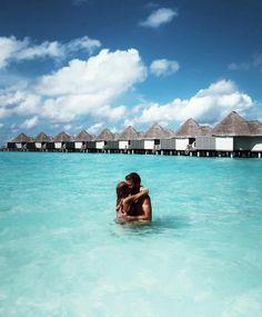 A taste of adventure with Victoria Törnegren, explore, digitalnomads and adventure Victoria, Maldives Honeymoon, Summer Dream, Bora Bora, Tahiti, Hawaii Travel, Couple Pictures, Best Hotels, Vacation Spots