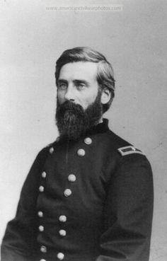 American Civil War Pictures & Photos | Edward Hatch, 2nd Iowa Cavalry