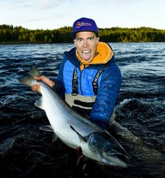 Naamisuvanto Salmon Fishing Resort in Lapland brings you the salmon fishing experience of a lifetime