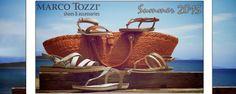 Marco Tozzi sandals Straw Bag, Fashion Shoes, Burlap, Reusable Tote Bags, Woman, Sandals, Womens Fashion, Accessories, Shoes Sandals