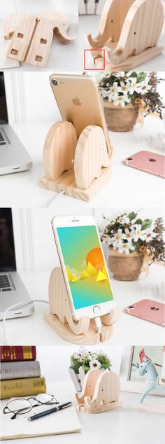 Wooden Elephant Charge Cord Cable Organizer Cell Phone iPhone Charging Station - Iphone Holder - Ideas of Iphone Holder - Wooden Elephant Charge Cord Cable Organizer Cell Phone iPhone Charging Station Dock Duck Holder Business Card Holder Wood Phone Holder, Iphone Holder, Iphone Stand, Cell Phone Stand, Cell Phone Holder, Iphone Charger, Iphone Phone, Iphone S6 Plus, Phone Charging Stations