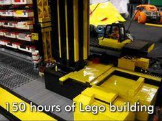 Usine de Lego en Lego