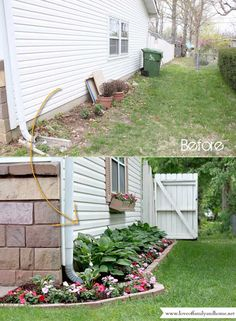 Easy and Cheap DIY Ways to Enhance The Curb Appeal. Not just gardening ideas,. 20 Easy and Cheap DIY Ways to Enhance The Curb Appeal. Not just gardening Easy and Cheap DIY Ways to Enhance The Curb Appeal. Not just gardening ideas,. Lawn And Garden, Home And Garden, Garden Tools, Mailbox Garden, Herb Garden, Garden Paths, Garden Art, Outdoor Living, Outdoor Decor