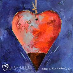 Heart-language, a visual communication tool Shape Pictures, Handmade Books, Visual Communication, Heart Shapes, Illustration Art, My Arts, Language, Prints, Painting
