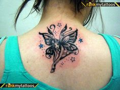 fairy tattoo   Pin Cute Fairy Tattoos For Women « Tattoo Art Gallery On Pinterest ...