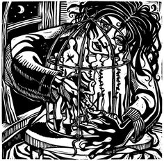 """A Bessie Stitch"" by Steve Prince"