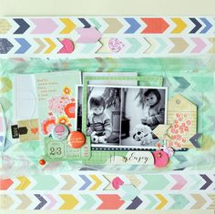 Scrapbooking and photography - Amélie MORDRET: {DT Citrus Twist Kits - Petites astuces!}