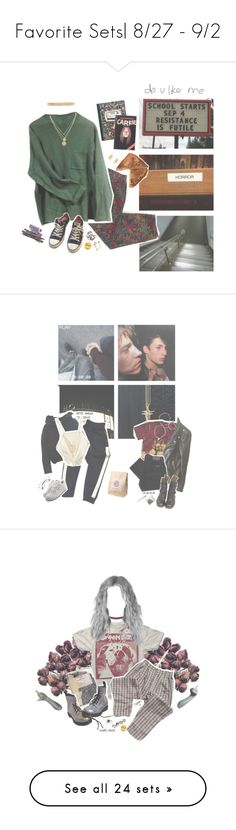"""Favorite Sets