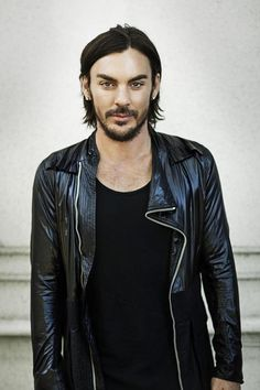 SHANNON LETO (drummer and current member of the american alternative rock band 30 Seconds to Mars)