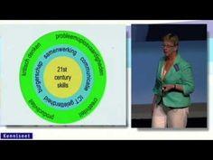 Presentatie van Mw. J.M. (joke) Voogt, Universiteit Twente over 21e eeuwse vaardigheden en het onderwijs