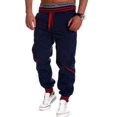 Uomini di marca pantaloni hip hop harem pantaloni pantaloni 2017 maschi pantaloni uomo pantaloni solido pantaloni della tuta