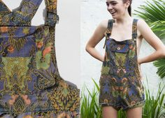 17 Best Funky Overalls Images In 2018 Bib Overalls Jumpsuits