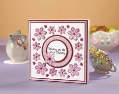 Chloes Creative Cards Craft, Cardmaking and Papercraft Supplies Paper Cards, Diy Cards, Chloes Creative Cards, Stamps By Chloe, Create And Craft Tv, Slider Cards, Birthday Cards For Women, Cardmaking And Papercraft, Life Choices