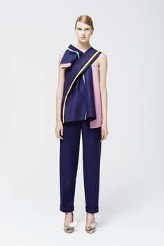 Roksanda Ilincic Resort 2015 - Review - Fashion Week - Runway, Fashion Shows and Collections - Vogue