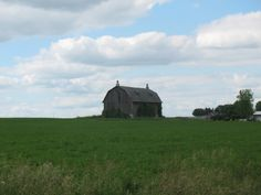 Old Barns  Wisconsin