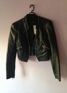 Kup mój przedmiot na #vintedpl http://www.vinted.pl/damska-odziez/okrycia-wierzchnie-inne/12514421-skorzana-kurtka-top-secret-rozmiar-36