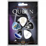 QUEEN - BRIAN MAY Plectrum Pack. gitárpengető szett T-shirt Rock, Queen Brian May, Queen Of England, Band Logos, Heavy Metal, Guitar, Packing, Punk, Retail