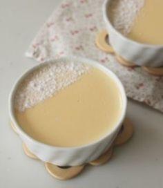 「ヴァニラヨーグルトプリン」utako   お菓子・パンのレシピや作り方【corecle*コレクル】