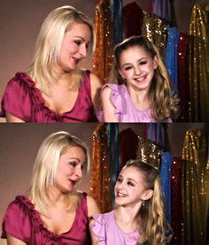 Christi and chloe lukasiak's 1st interview