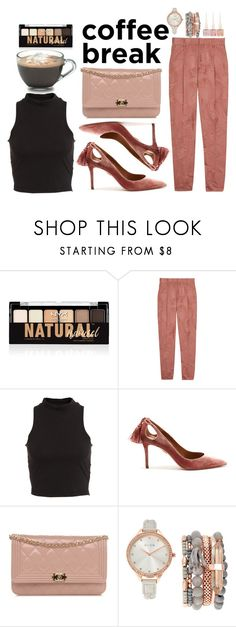 """""""Untitled #843"""" by lo2lo2a ❤ liked on Polyvore featuring NYX, Vionnet, Bardot, Aquazzura, Chanel, Jessica Carlyle and Christian Louboutin"""