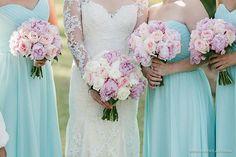 Maria & Duy |  Stylist: @brookes_wedding_planning  Wedding Bouquets: @lovelybridalblooms  Photography: @vlblog
