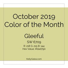 October 2019 forecast & color of the month. How do we begin to create our most vibrant lives? By first understanding our fundamental needs and asking the ...