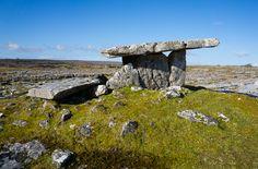 The Burren, Ireland's Most Famous Ancient Portal Stones