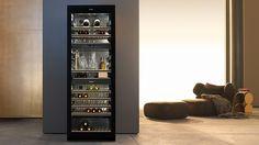 dunavox dab weinklimaschrank f r 89 flaschen. Black Bedroom Furniture Sets. Home Design Ideas