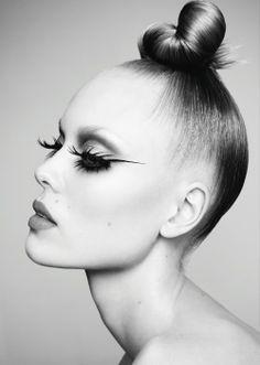 Hanna Hojman by Benjamin Vnuk  NK Haute Cosmetics