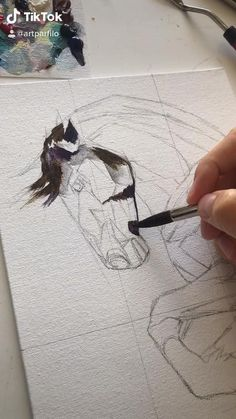 Horse Face Drawing, Horse Drawings, Abstract Horse Painting, Art Painting Gallery, Animal Paintings, Creations, Horse Drawing Tutorial, Illustration, Art Challenge