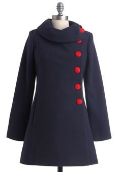 Need this coat! I don't even care that I live in 80 degree weather most of the year.