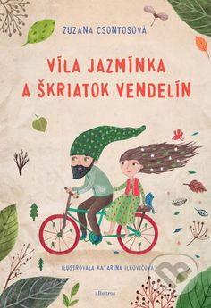 Ked sa vila Jazminka znesie na drobnom semienku odkvitnutej pupavy z tatranskych kopcov az k Zeleznej studienke, zacina sa jej velke dobrodruzstvo...