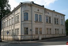 Reuterska Huset (1863)- Architecture in Turku Picture Gallery - Photo Gallery - Images