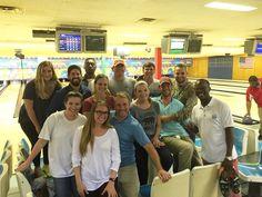 Team bowling!  . . . . . . . . . . #bowling #fun #instagood #instadaily #southinc #sqaud #squadgoals #winning #entrepreneur #nashville