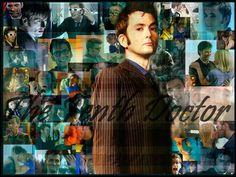 David Tennant, the tenth Doctor