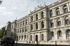 Foreign and Commonwealth Office, Whitehall London