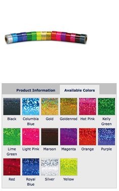 """Baton Glitter Prism Tape from Band Shoppe 25' X 1"""""""