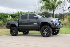 We Offer Fitment Guarantee on Our Rims For Toyota Tacoma. All Toyota Tacoma Rims For Sale Ship Free with Fast & Easy Returns, Shop Now. Tacoma Wheels, Tacoma Truck, Jeep Truck, Lifted Tacoma, Toyota Trucks, Cool Trucks, Pickup Trucks, 2010 Toyota Tacoma, Cars