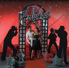 Want to create the Hollywood-themed party you've always dreamed of? Find Hollywood party supplies & ideas to make your event come to life at Shindigz. Hollywood Party, Old Hollywood Decor, Hollywood Birthday Parties, Hollywood Wedding, Hooray For Hollywood, Hollywood Decorations, Dance Themes, Movie Themes, Party Themes