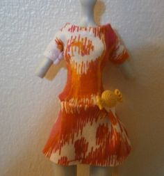 Sweet candy tunic for monster high dolls by moonsight68 on Etsy, $4.00