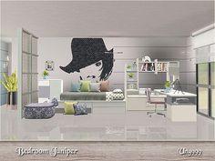 Juniper bedroom by ung999