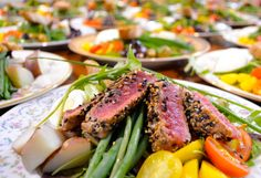 Mosaic Catering and Events: Full-Service
