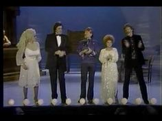 Kris Kristofferson, Willie Nelson, Brenda Lee and Johnny Cash join Dolly. A Dolly Parton song inspired by Matthew 6-18 which advises not to be boastful about your good deeds. From December 1984    Playlist: http://www.youtube.com/view_play_list?p=F695639326C54677