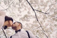 Just Married! Wedding Photo Images, Wedding Photo Inspiration, Photography Photos, Wedding Photography, Maternity Photography, Wedding Shoot, Wedding Couples, Cherry Blossom Season, Cherry Blossoms